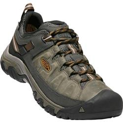 Keen Targhee III WP - Mens-Black Olive / Golden Brown