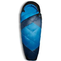 The North Face Campforter -7C / 20F, Long-Blue Wing Teal / Asphalt Grey