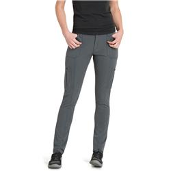 "Kuhl Horizn Skinny Pants, 32"" Inseam - Womens-Carbon"