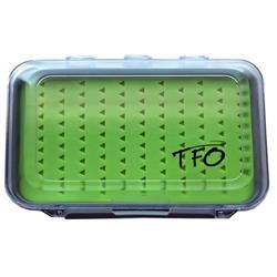 Temple Fork Outfitters TFO Waterproof Fly Box DS - Large-Not Applicable
