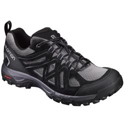 Salomon Evasion 2 Aero - Mens-Black / Magnet / Alloy