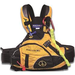 Salus Marine Inc. Prototype - Guide and Freestyle Kayak Vest-Gold