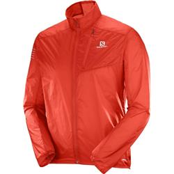 Salomon Fast Wing Jacket - Mens-Fiery Red