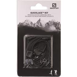 Salomon Quicklace Kit-Black