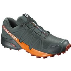 Salomon Speedcross 4 CS - Mens-Urban Chic / Red Ochre / Tangelo