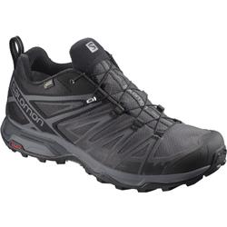 Salomon X Ultra 3 GTX - Mens-Black / Magnet / Quiet Shade