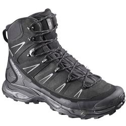 Salomon X Ultra Trek GTX - Mens-Black / Black / Autobahn