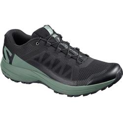 Salomon XA Elevate - Mens-Black / Balsam Green / Black