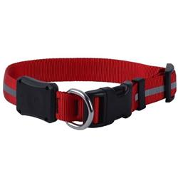 Nite-Ize Nite Dawg LED Dog Collar - Medium-Red