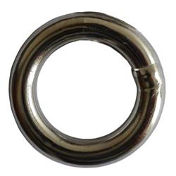 GrandWall Equipment Stainless Steel 10mm Rappel Ring-Not Applicable
