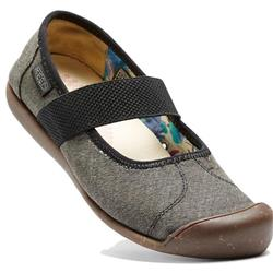 Keen Sienna Mary Jane Canvas - Womens-New Black