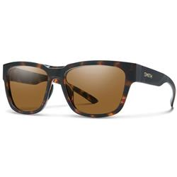 Smith Optics Ember, Matte Tortoise Frame, Brown / ChromaPop Polarized Lens-Not Applicable