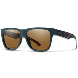 Smith Optics Lowdown 2, Matte Forest Tortoise Frame, Brown / Chromapop Lens-Not Applicable