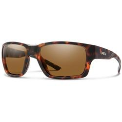 Smith Optics Outback, Matte Tortoise Frame, Chromapop Polarized Brown Lens-Not Applicable