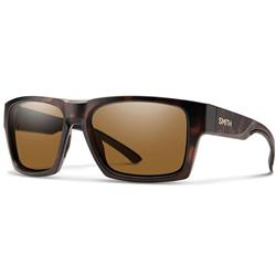 Smith Optics Outlier XL 2, Matte Tortoise Frame, Chromapop Polarized Brown Lens-Not Applicable