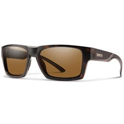 Smith Optics Outlier 2, Matte Tortoise Frame, Chromapop Polarized Brown Lens-Not Applicable