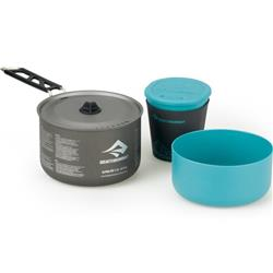 Sea To Summit Alpha Cook Set 1.1 - 1.2L Pot, 1 Bowl, 1 Cup-Not Applicable