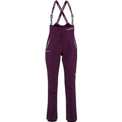 Marmot Spire Bib - Womens-Dark Purple
