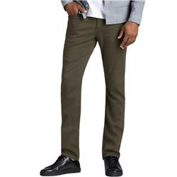 "Dish & Duer No Sweat Pant, Relaxed, 30"" Inseam - Mens-Army Green"