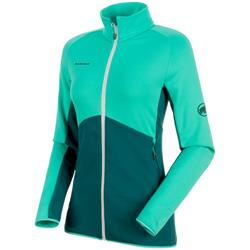 Mammut Aenergy Light ML Jacket - Womens-Atoll / Teal