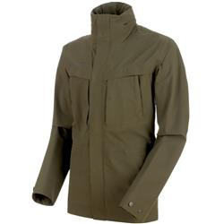 Mammut Alvra HS Hooded Jacket - Mens-Iguana