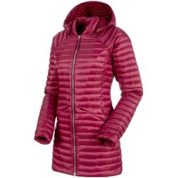 Mammut Alvra Light IN Hooded Parka - Womens-Beet