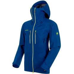 Mammut Alvier HS Hooded Jacket - Mens-Ultramarine