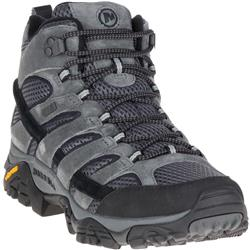 Merrell Moab 2 Mid WTPF - Granite - Mens-Not Applicable