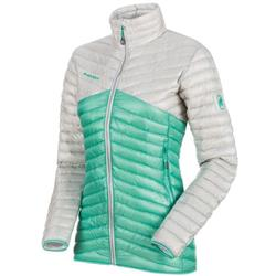Mammut Broad Peak Light IN Jacket - Womens-Atoll / Marble / Atoll