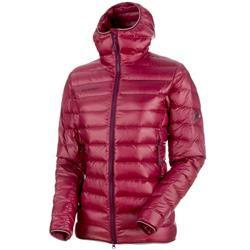 Mammut Broad Peak Pro IN Hooded Jacket - Womens-Beet