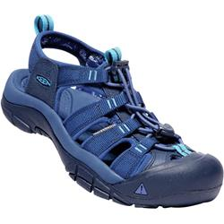 Keen Newport Eco - Victoria / Dress Blues - Womens-Not Applicable