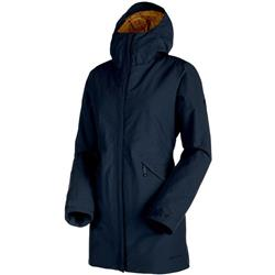 Mammut Chamuera HS Thermo Hooded Parka - Womens-Marine