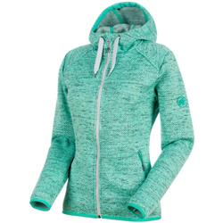 Mammut Chamuera ML Hooded Jacket - Womens-Atoll