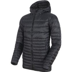 Mammut Convey IN Hooded Jacket - Mens-Black / Phantom