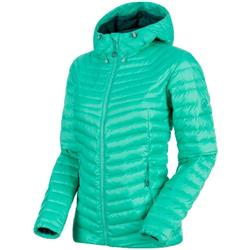Mammut Convey IN Hooded Jacket - Womens-Atoll / Teal