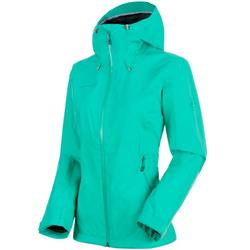 Mammut Convey Tour HS Hooded Jacket - Womens-Atoll
