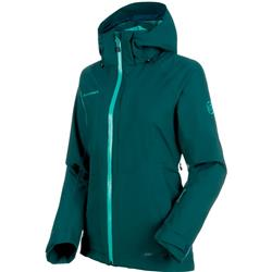 Mammut Cruise HS Thermo Jacket - Womens-Teal / Atoll