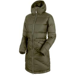 Mammut Fedoz IN Hooded Parka - Womens-Iguana