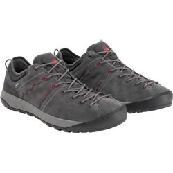 Mammut Hueco Low GTX - Mens-Graphite / Magma