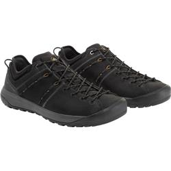 Mammut Hueco Low Leather - Mens-Black / Sand