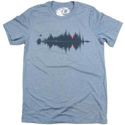 Westcoastees Soundwave Tee - Unisex-Not Applicable