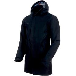 Mammut Seon 3 in 1 HS Hooded Coat - Mens-Black