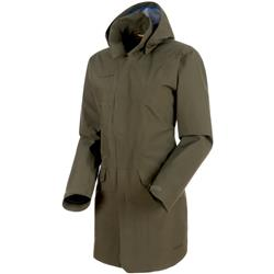 Mammut Seon 3 in 1 HS Hooded Coat - Womens-Iguana