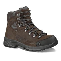 Vasque St Elias GTX, Medium - Mens-Slate Brown / Beluga