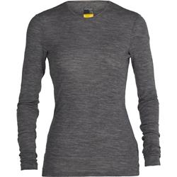 175 Everyday Merino LS Crewe - Womens