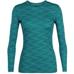 200 Oasis LS Crewe Curve - Womens