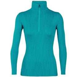 250 Vertex LS Half Zip Drift- Womens