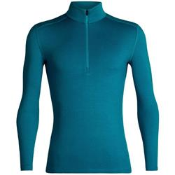 Icebreaker 260 Tech LS Half Zip - Mens-Alpine