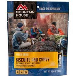 Mountain House Biscuits and Gravy - Breakfast-Not Applicable