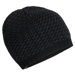 Icebreaker Snow Mix Beanie-Black / Monsoon